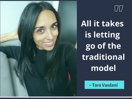 Tara Vasdani appears on Darin Thompson's Podcast: How to do Law Remotely