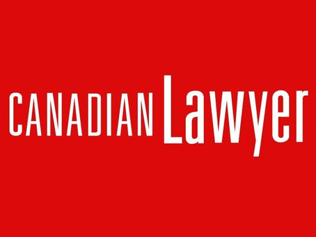Tara writes for Canadian Lawyer: AI Virtual Meeting Platform
