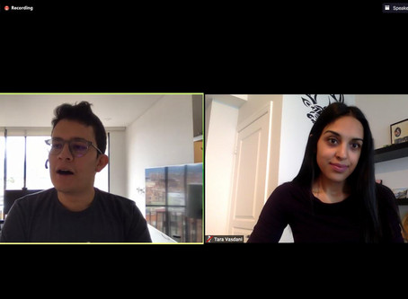 Tara joins Torre on their live series, Fulfilling Work to discuss Legal and Process: Remote Work