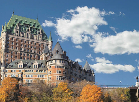 Tara speaks at the Fairmont in Quebec City re: Google, Artificial Intelligence and Litigation
