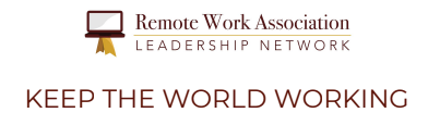 """Tara Vasdani and Danny Page of Distribute Consulting offer tools to """"Keep The World Working"""""""