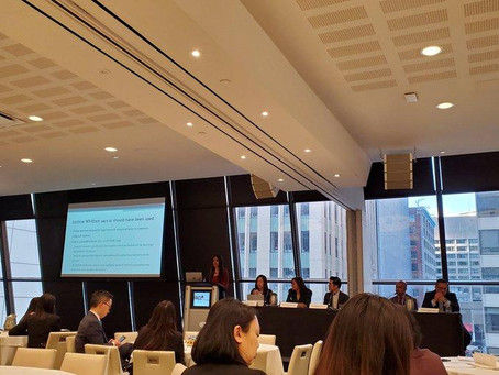 Tara Vasdani speaks to FACL's 13th Annual Conference: Artificial Intelligence, Legal Technology