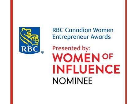 Tara Vasdani nominated for RBC's Women of Influence Awards