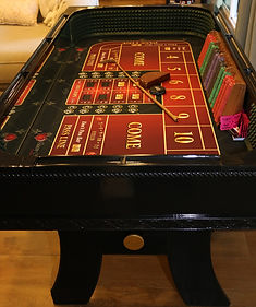 Photo of Craps Table