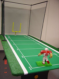 football field goal game