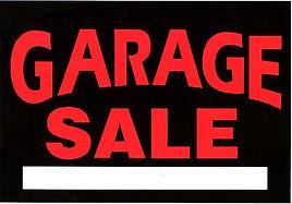 Garage Sale, Estate Sale