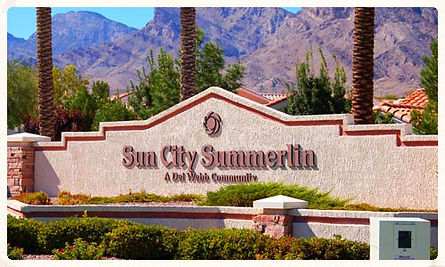 Summerlin Retirement Estate Sales