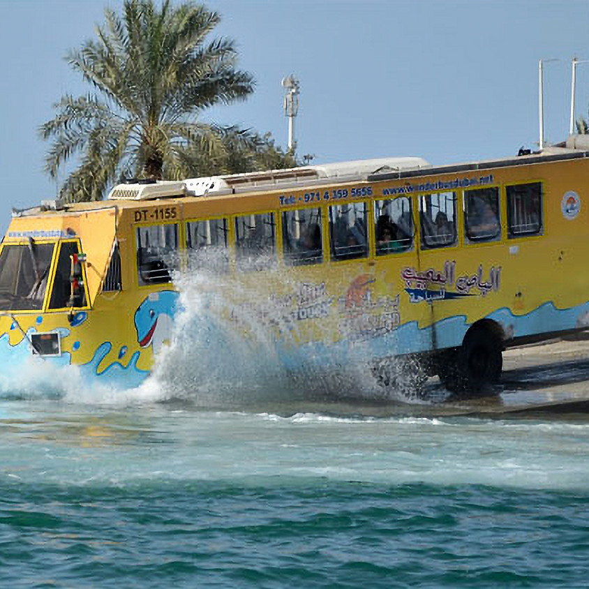 Water Bus Trip (Free for 7 Emirates Diving Team) (1)