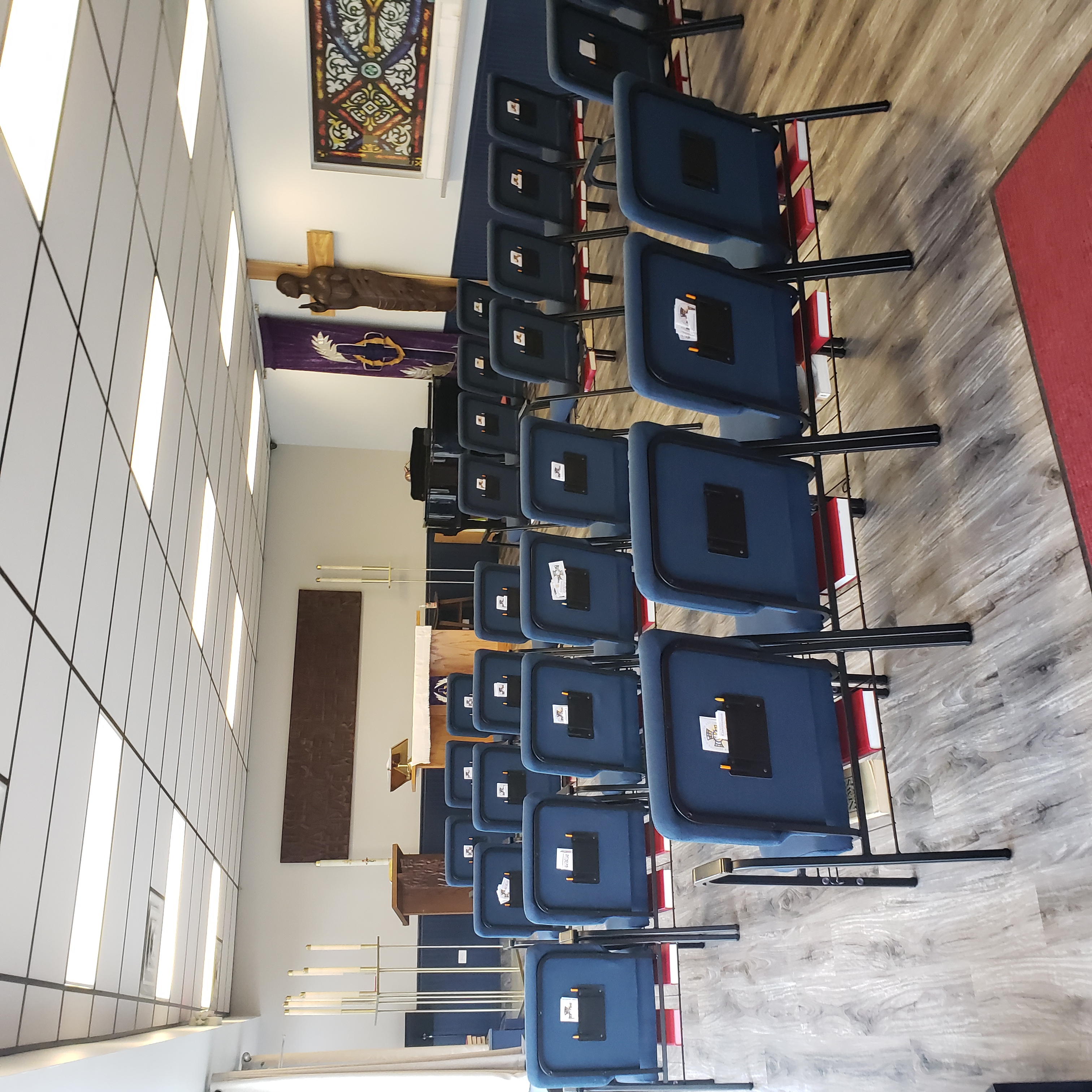 Worship Space COVID-19