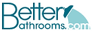 Better Bathrooms.com logo