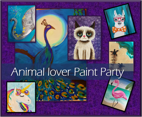 Paint your favourite animal