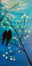 BLOSSOM AND BIRDIES