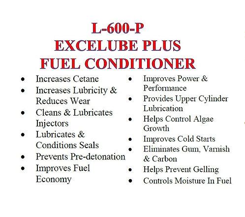 L-600-P Excelube Plus Fuel Conditioner