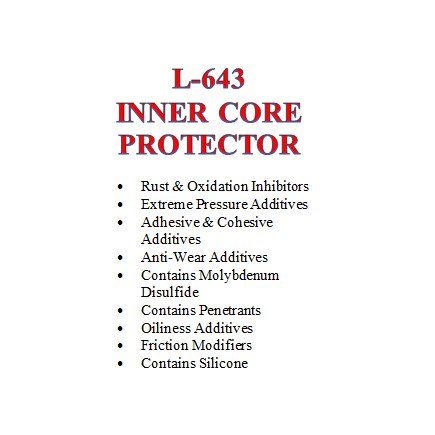 L-643 Inner Core Protector