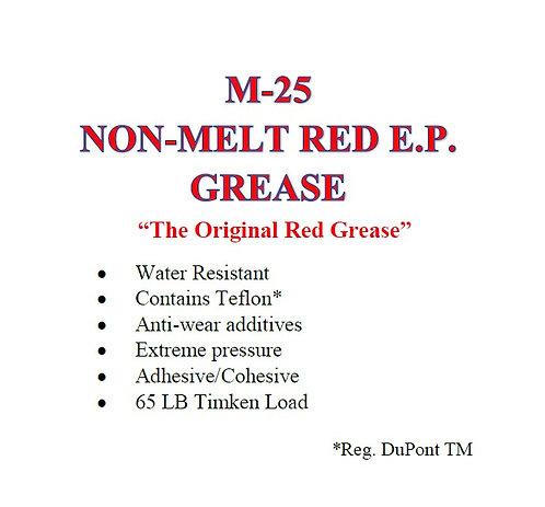 M-25 Non-Melt E.P. Grease