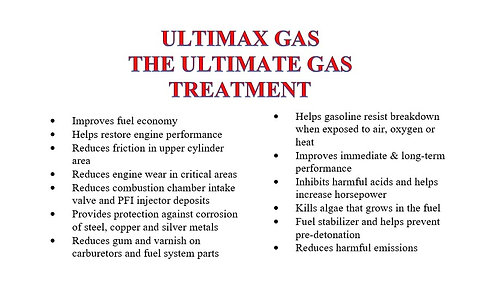 Ultimax Gas