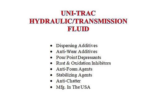 Uni-Trac Hydraulic/Transmission Fluid