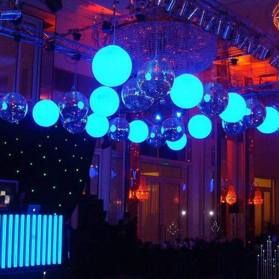 Globos de LED