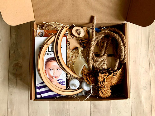 Family Subscription Box Deluxe
