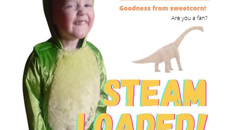 STEAM! Loaded- Digital Magazine