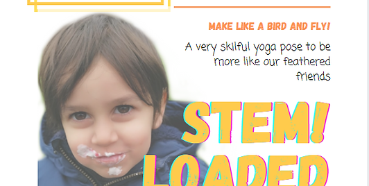 STEAM! Loaded- May 2021 Digital Magazine