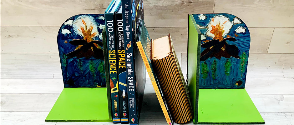 Really Useful Book Ends