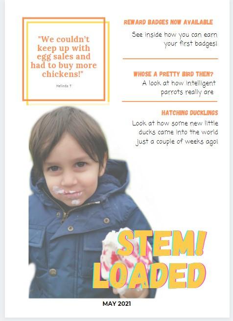 STEM! Loaded Magazine