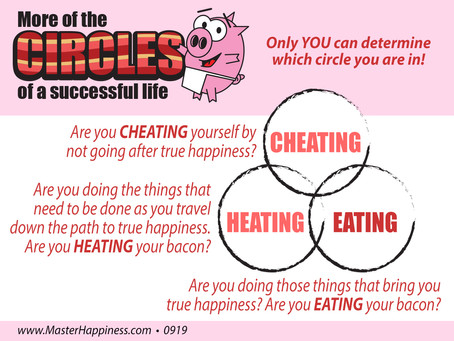 Cheating, Heating, Eating