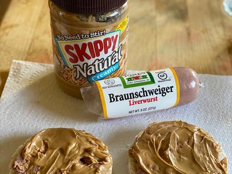 PB & Liverwurst
