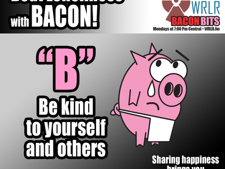 Beat loneliness with BACON!