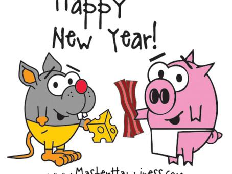 Happy Year of the RAT!