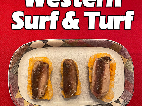 Country Western Surf & Turf