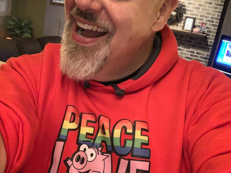 Peace, Love, Bacon!