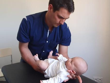 Ostéopathie : une approche douce et efficace pour le bien-être de votre bébé