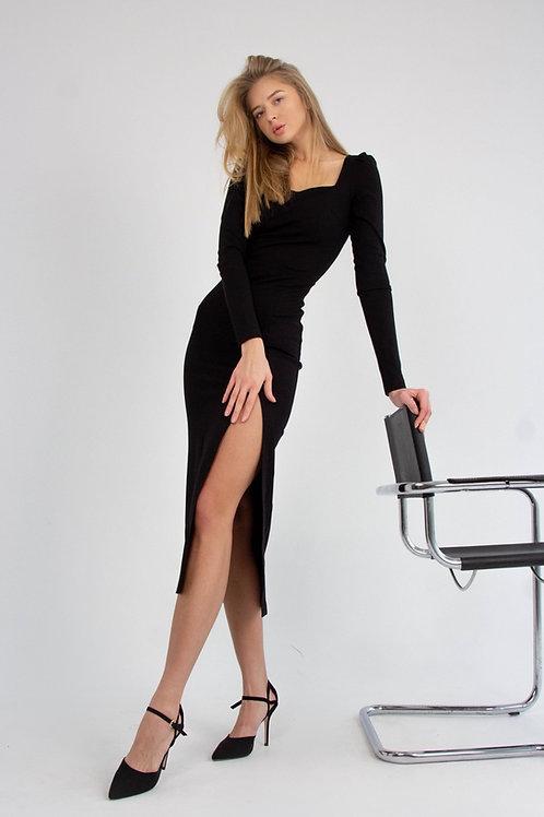 """Платье """"New Vika 2020"""" миди"""