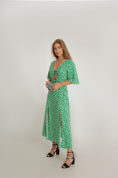 "Платье ""Floral Day midi"""