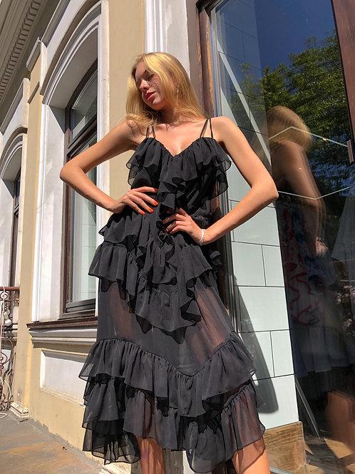 "Платье ""Ruffles Dress"""