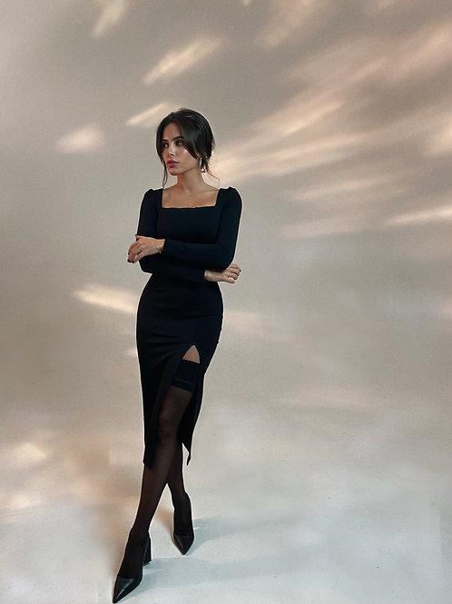 """Платье """"New Vika"""" миди"""