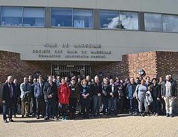 Visite du centre de traitement d'eau potable de Sainte-Marthe