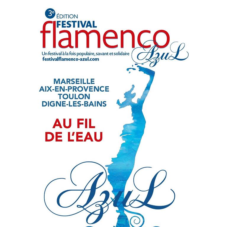 Festival flamenco AZUL 2021
