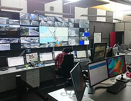 Visite du CIGT (Centre d'Ingénierie et de Gestion de Trafic ) et de la L2