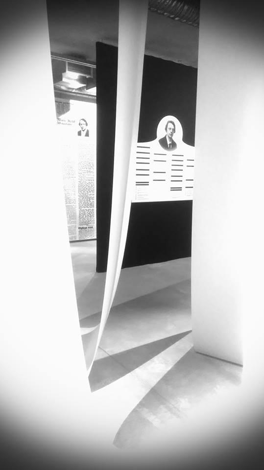 Näituse kujundamine ja installatsioo