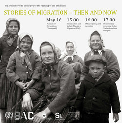 Stories of migration - then and now