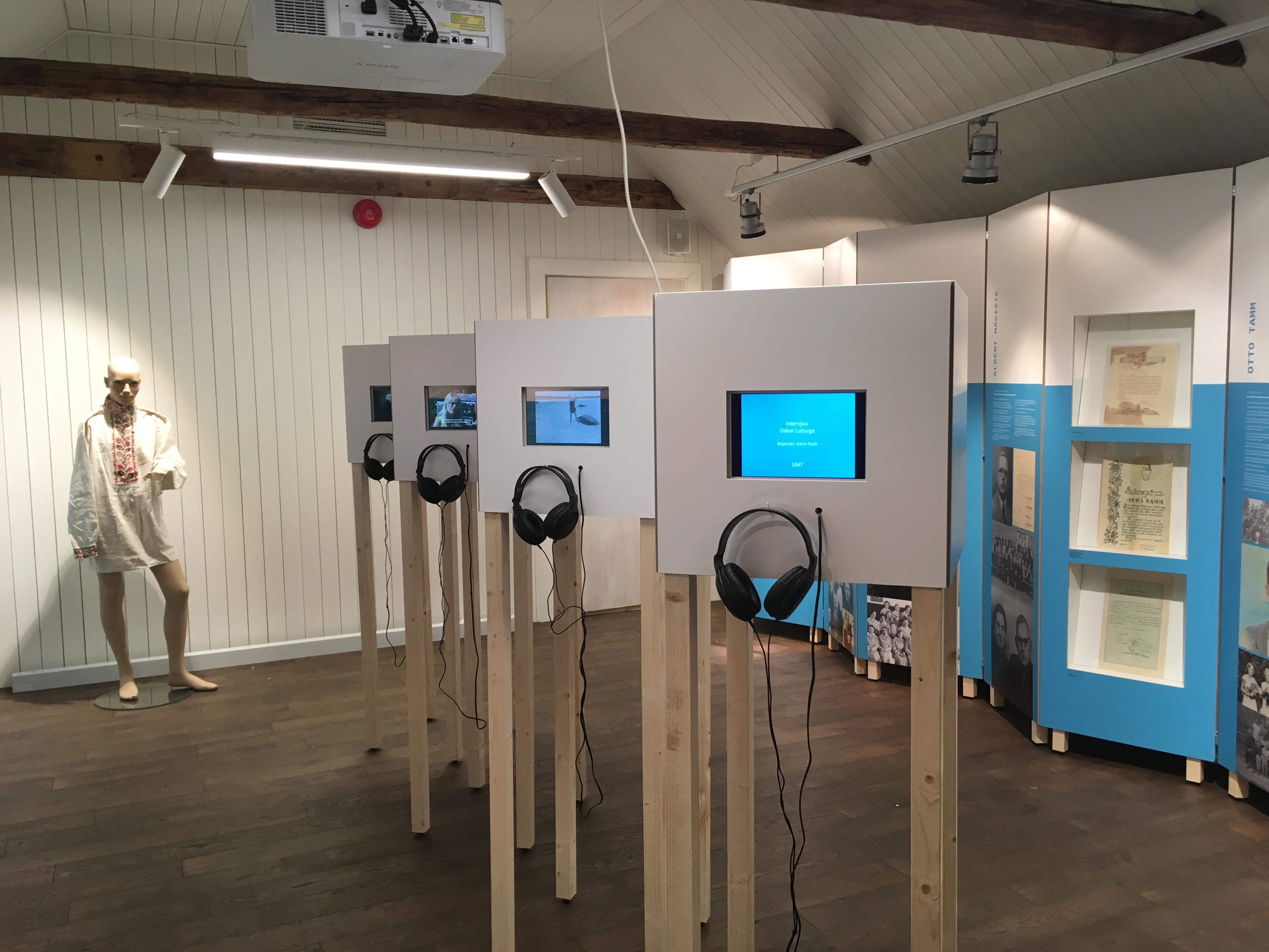 Näituse stendide disain