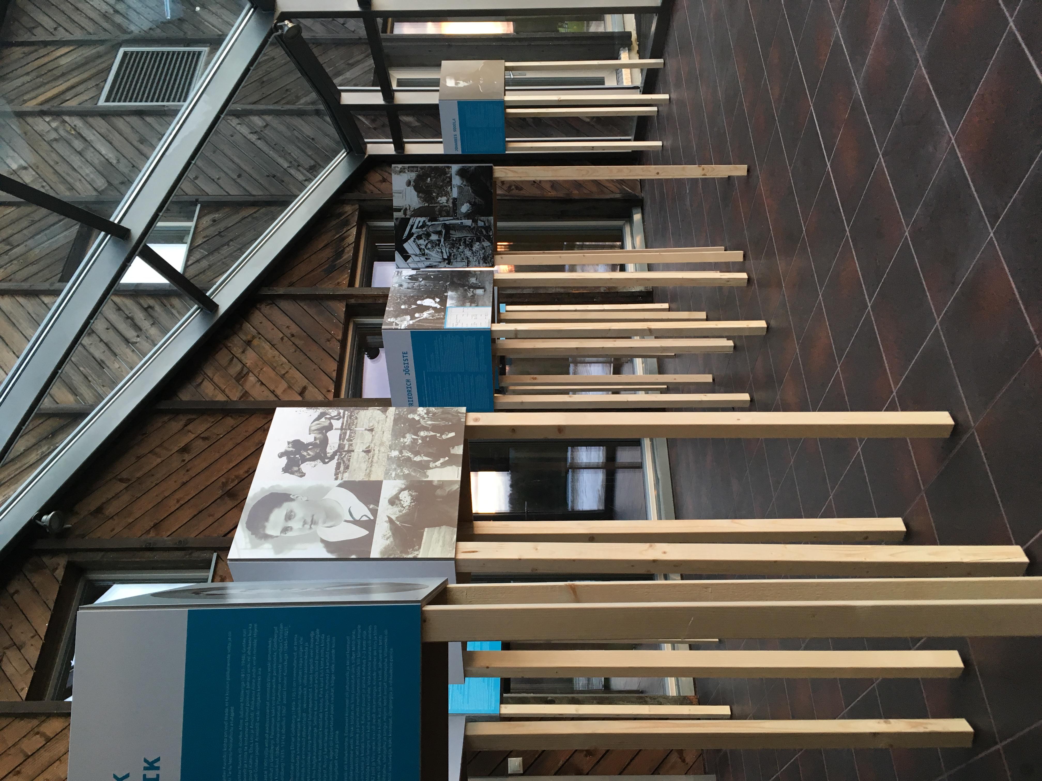 Näituse kujundamine ja disain