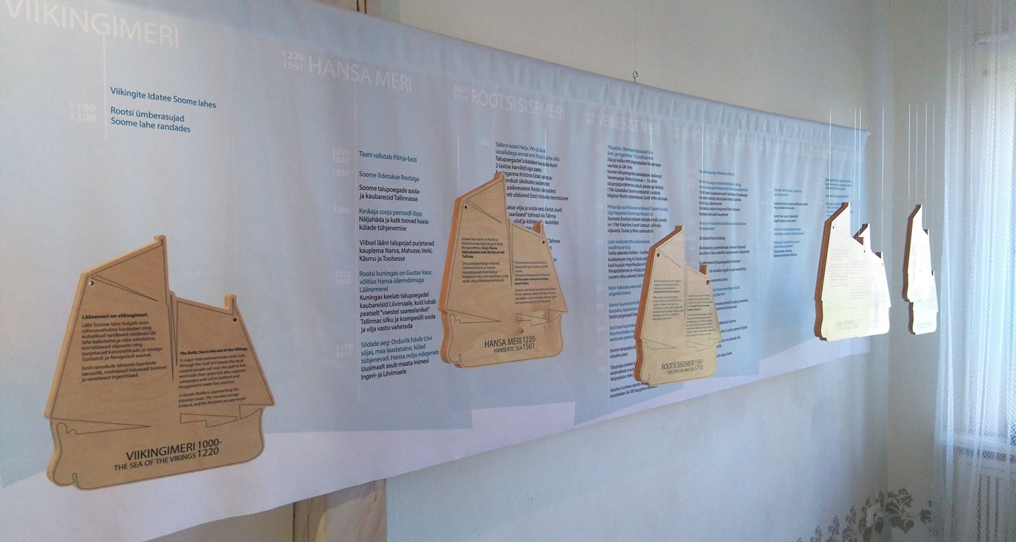 Näituse stendide disain ja kujundamine