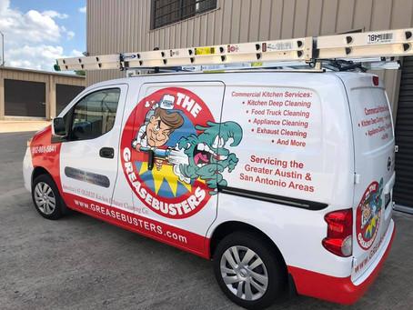 Hood Cleaning Per NFPA 96