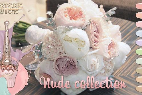 """Гел-лак колекция """"Nude Collection"""" от """"beSTONE-BESTone"""""""