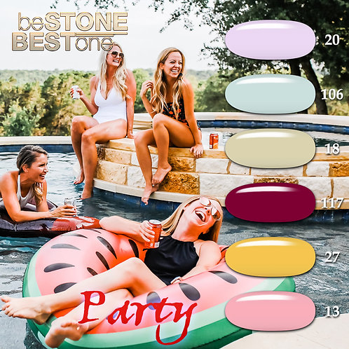 "Колекция ""Summer party"" : 20, 106, 18, 117, 27, 13"