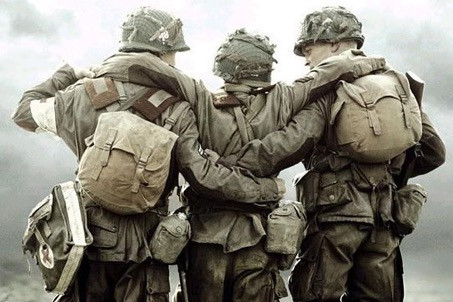 Band of Brothers - StoryFlow